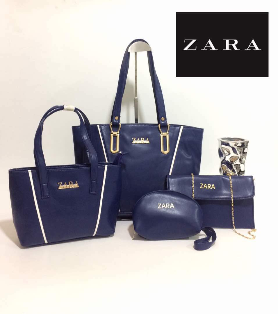 b93f350f Buy Zara Combo Bags (Set Of 4) online at Best Price | TheStyleStore